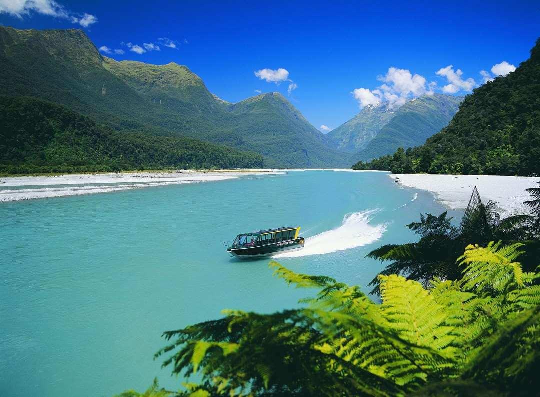 River Safari Haast
