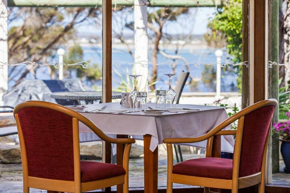 Mercure Hotel restaurant
