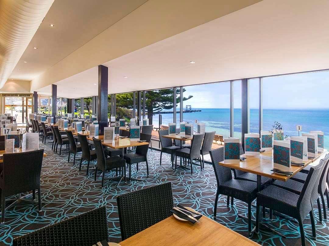Ozone Hotel restaurant