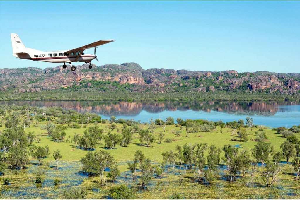 Kakadu Air_FLYER_Air Safari from Darwin