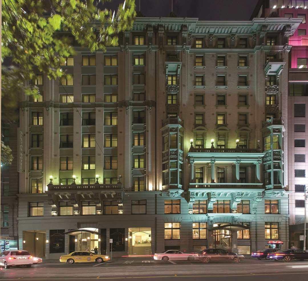 Rendezvous Hotel Melbourne exterior