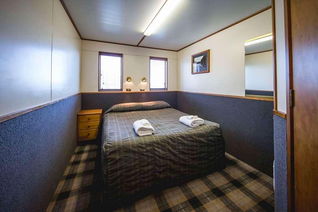 Milford Mariner cabin