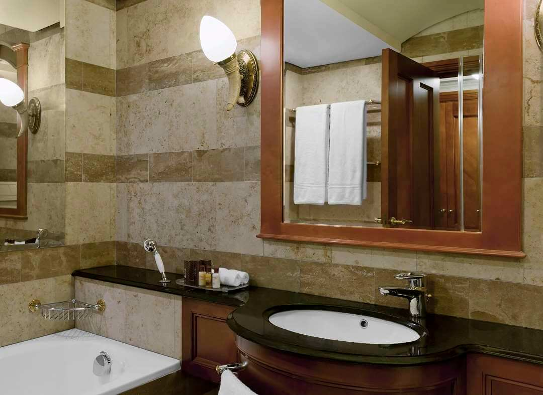 Sheraton Hotel Pretoria bathroom
