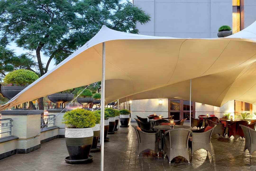 Sheraton Hotel Pretoria terrace