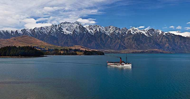 Queenstown Earnslaw