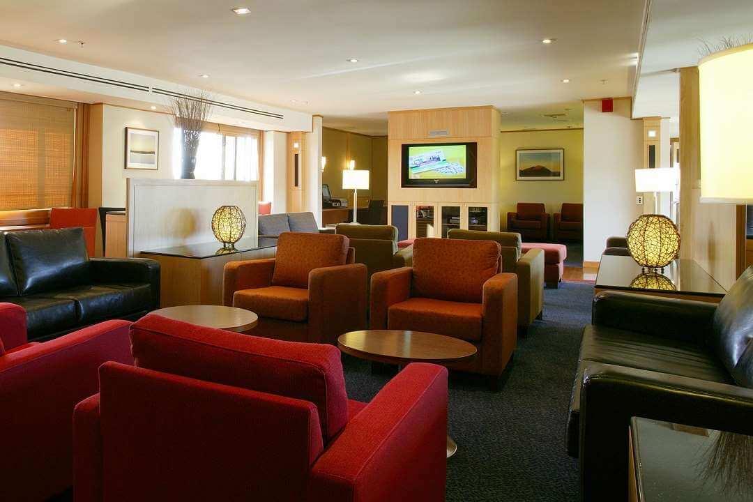 Millennium Hotel Rotorua lounge