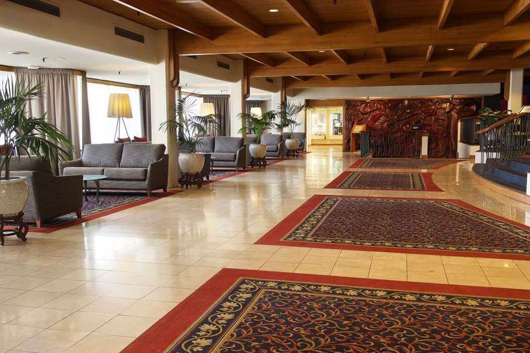 ROT Millennium Hotel Lobby