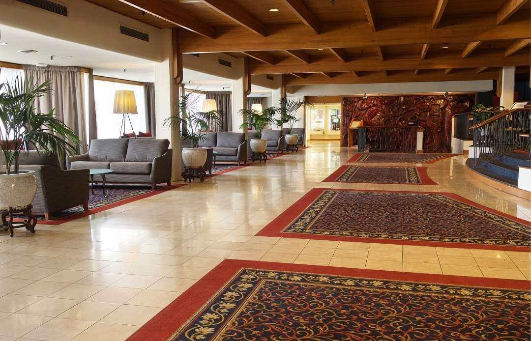 Millennium Hotel Rotorua lobby
