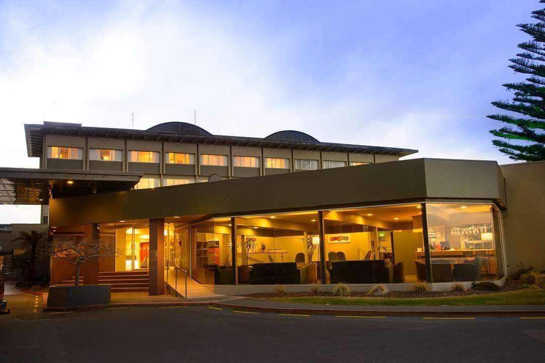 Rotorua Sudima Hotel exterior