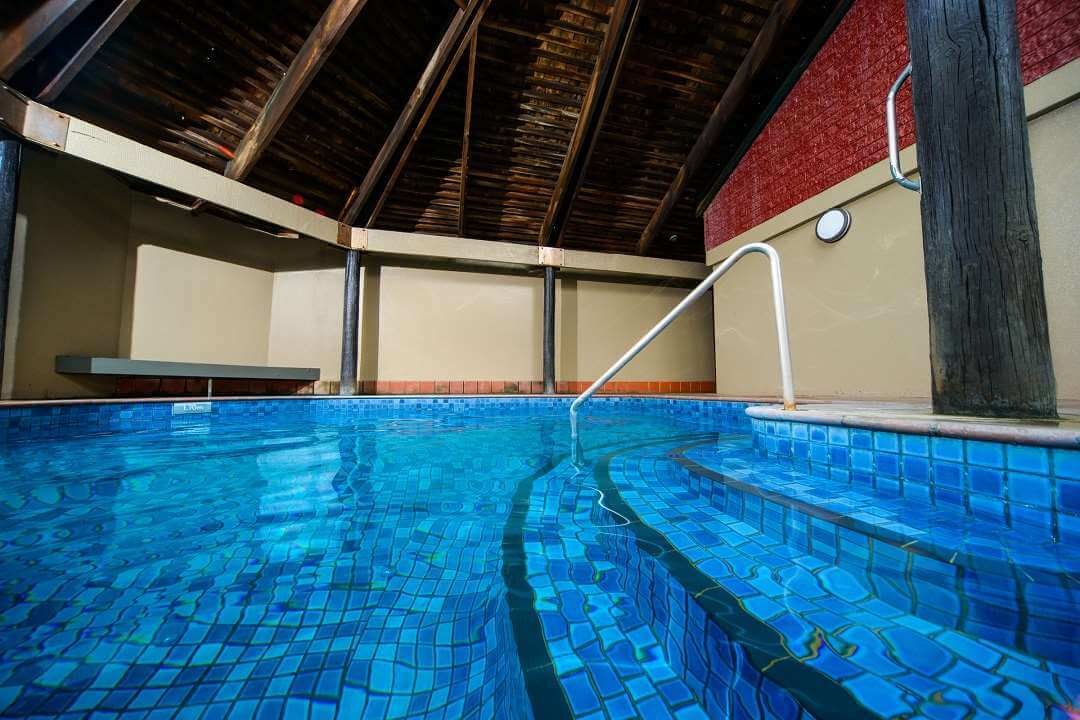 Rotorua Sudima Hotel pool