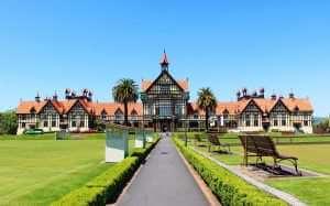 Rotorua Museum of Art and History