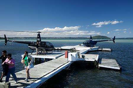 Rotorua Flight Plane