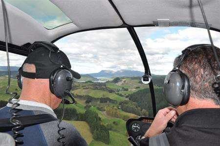 Rotorua Flightseeing