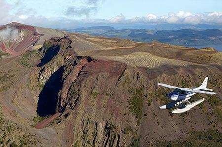 Rotorua Flight