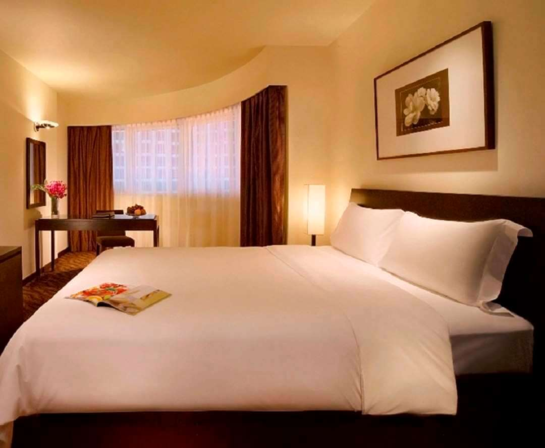 Copthorne Kings Hotel Singapore double