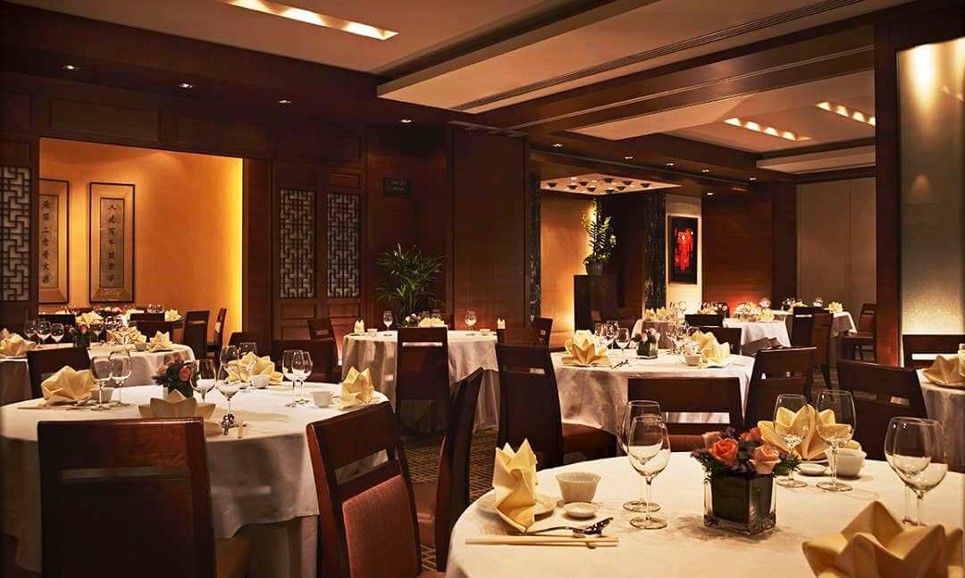 Copthorne Kings Hotel Singapore restaurant
