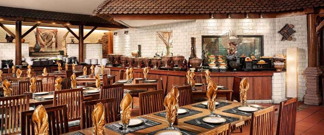 Furama Riverfront Singapore Kintamani Restaurant