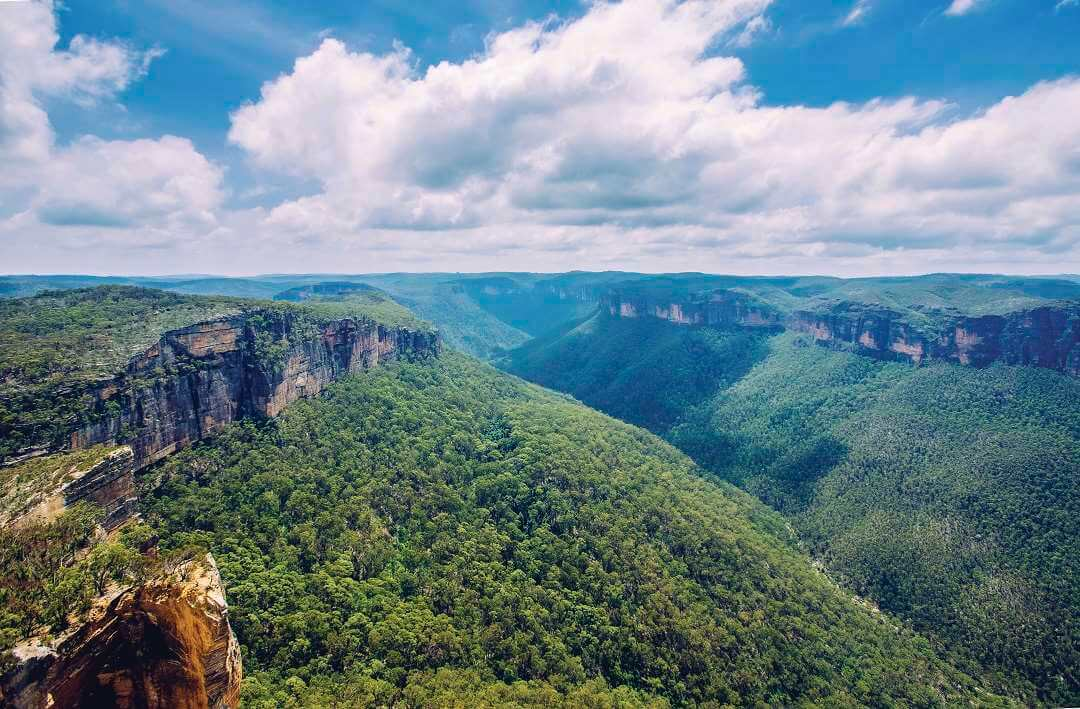 Blue Mountains Scenic
