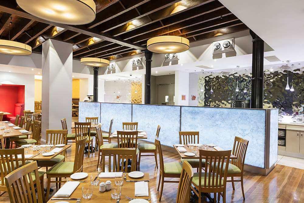Holiday Inn Darling Harbour restaurant