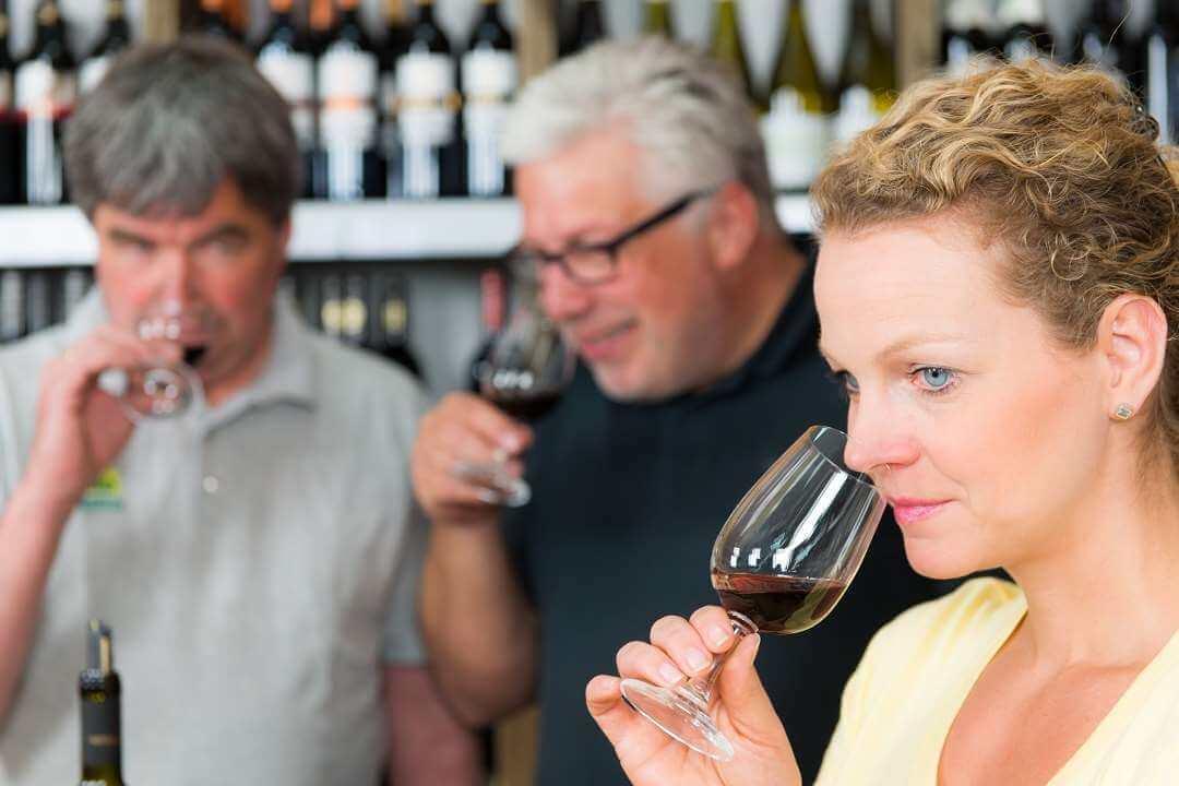 SYD Wine tasting