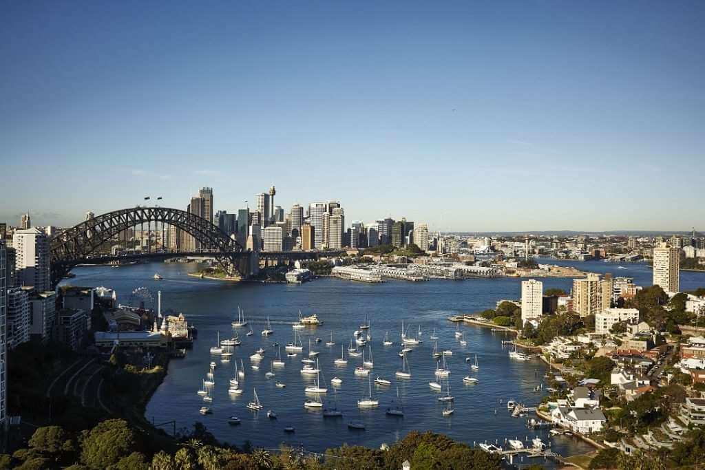 SYD North Sydney Harbourview