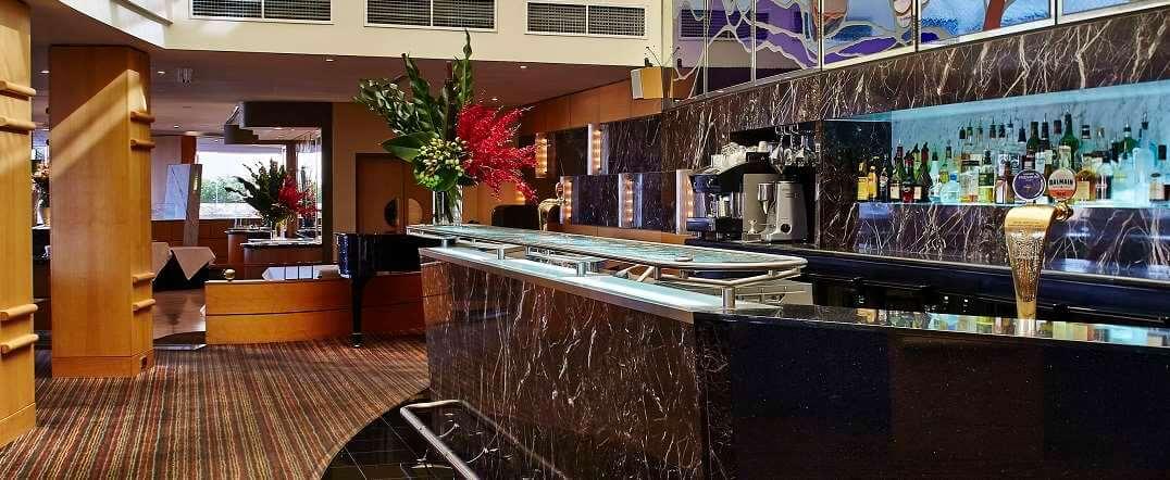 North Sydney Harbourview Hotel bar