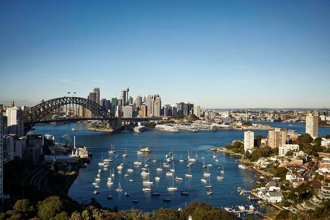 North Sydney Harbourview