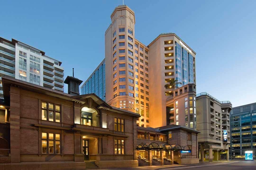 Novotel Central Sydney