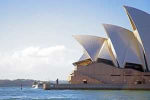 SYD Opera House day