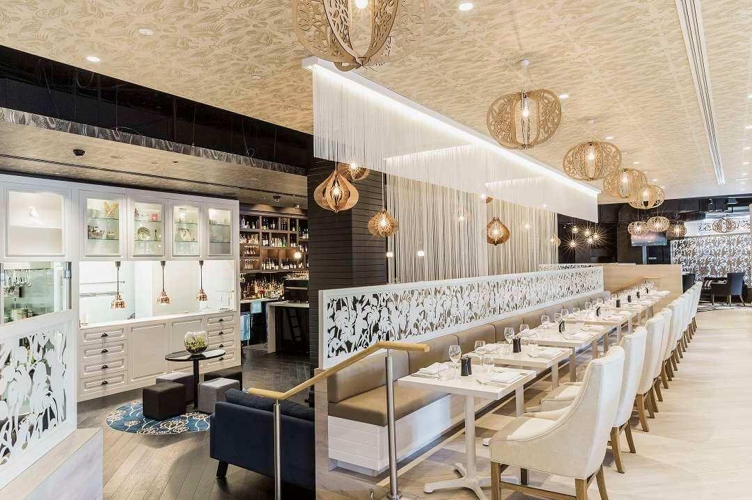 Parkroyal Sydney Darling Harbour restaurant