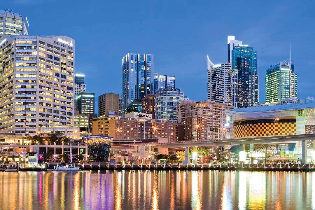 Parkroyal Sydney Darling Harbour