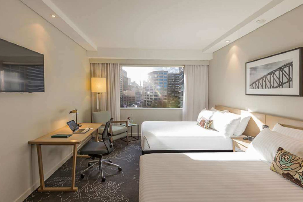 SYD Parkroyal Superior Twin Room
