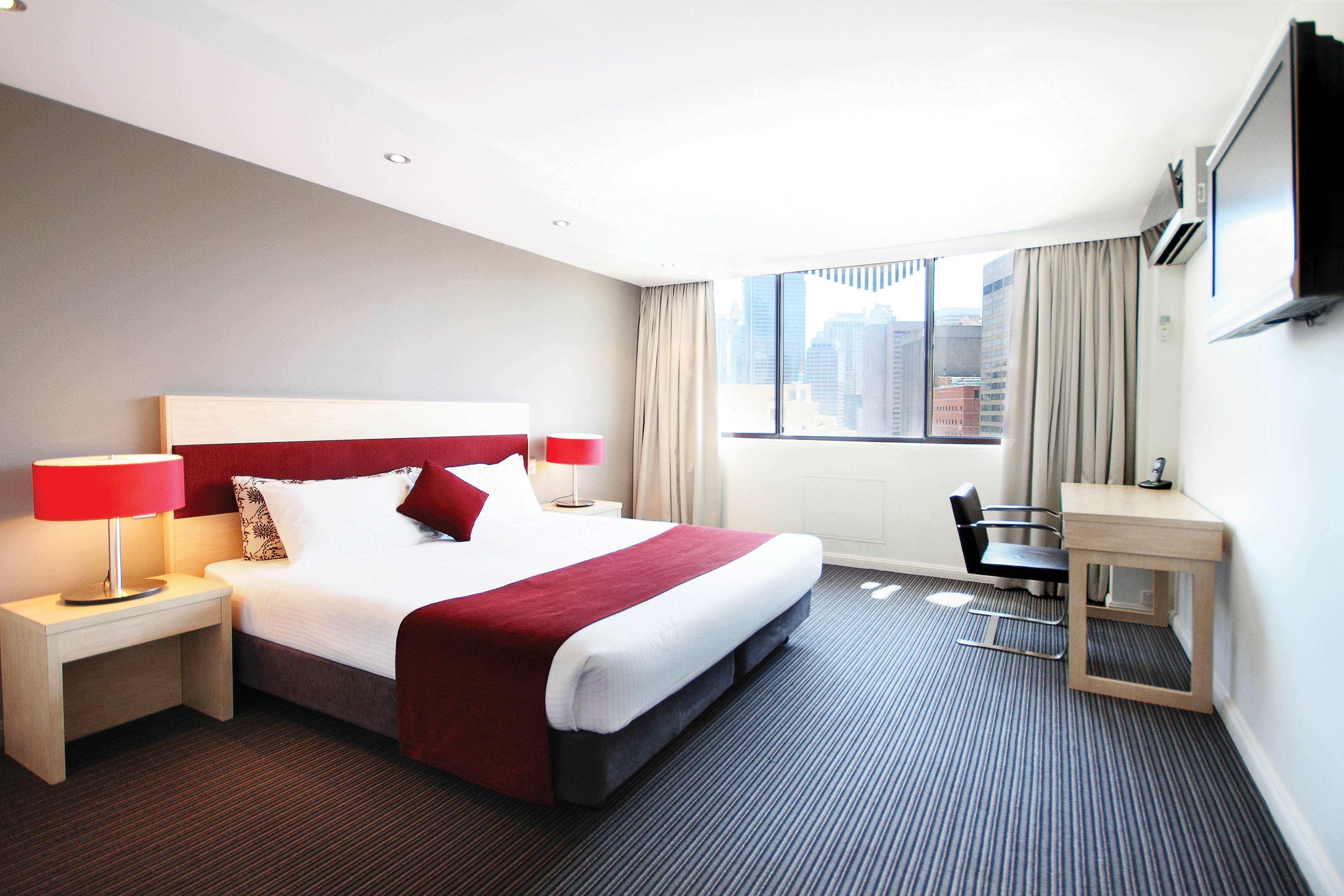 Rendezvous Sydney Central king room