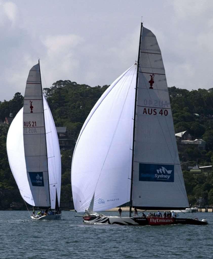 Syd Americas Cup Sailing