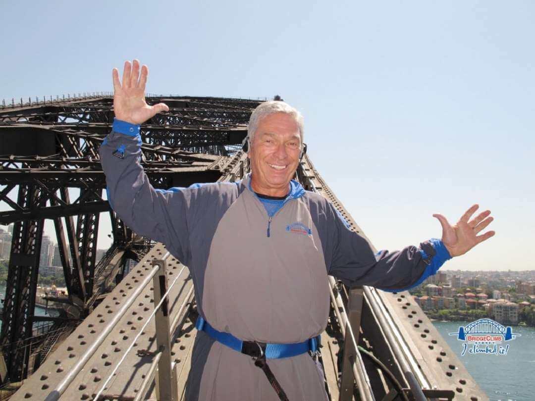 SYD Bridge Climber
