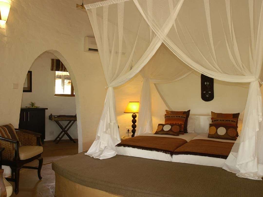 Ubizane Safari Lodge room