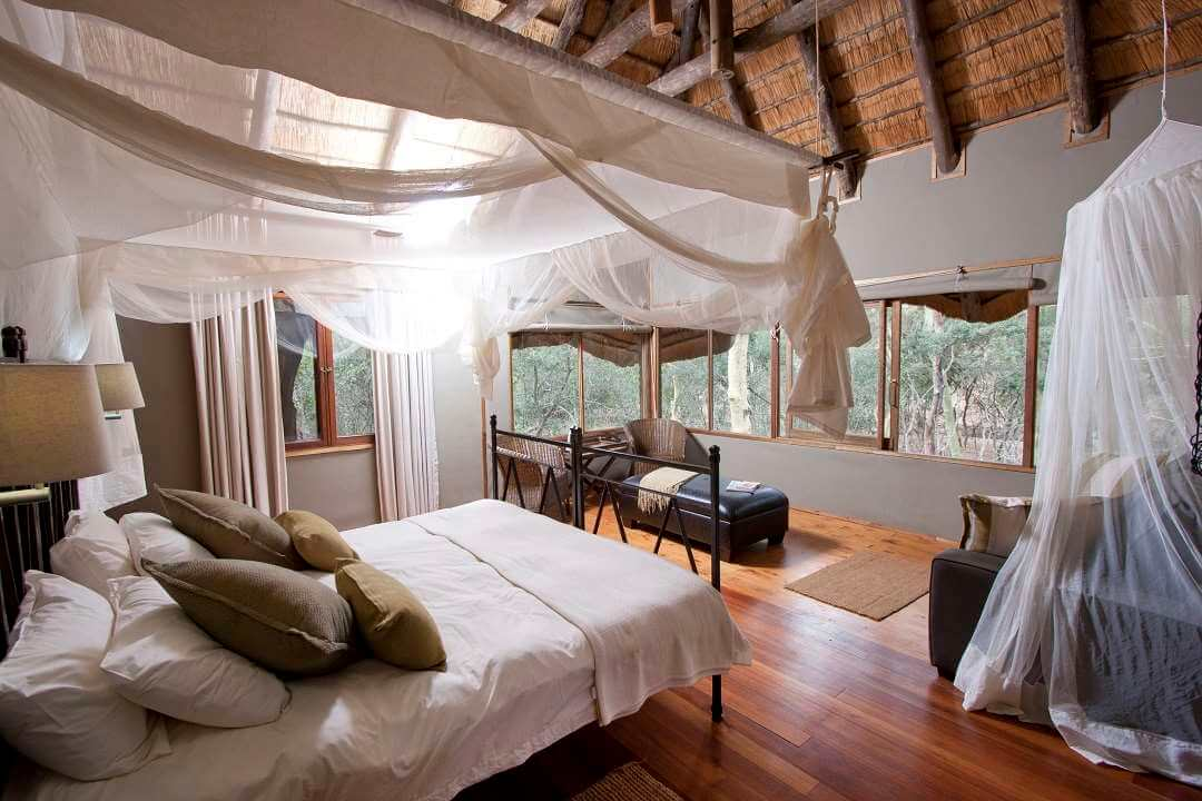 Ubizane Tree Lodge room