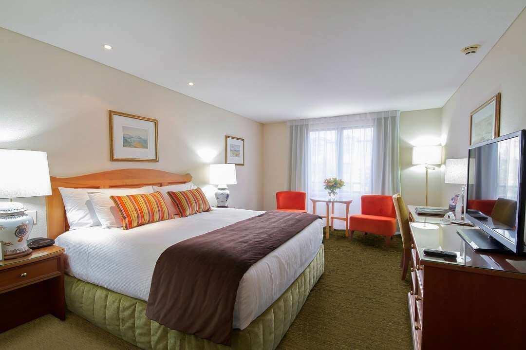Millennium Hotel Queenstown bedroom