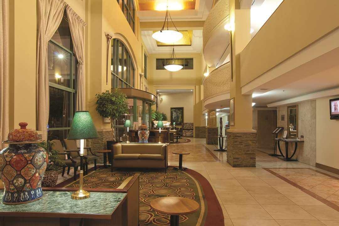 Millennium Hotel Queenstown lobby