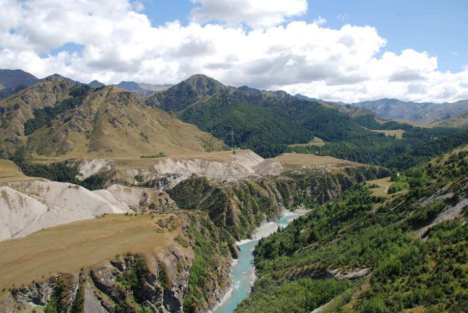 Queenstown Skippers Canyon