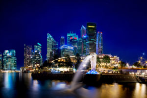 singapore-by-night-tour-merlion