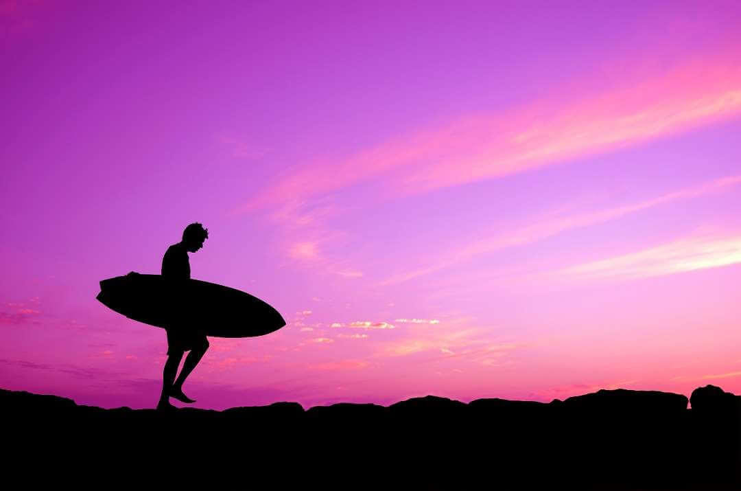 Sydney surfer