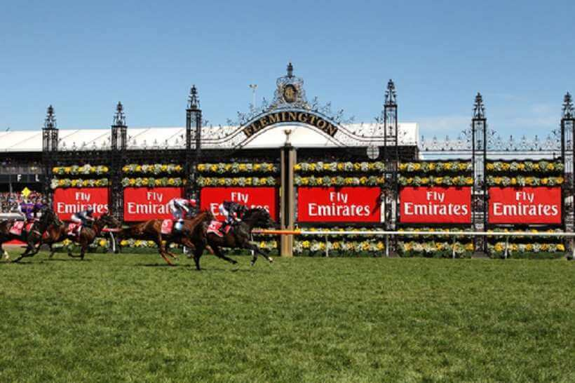 Melbourne Flemington Racecourse