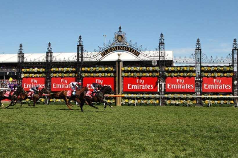Melbourne Flemington Racecourse