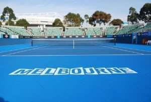MEL tennis court