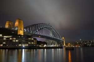 australia sydney bridge