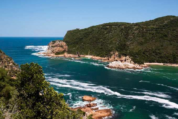 Knysna Heads South Africa