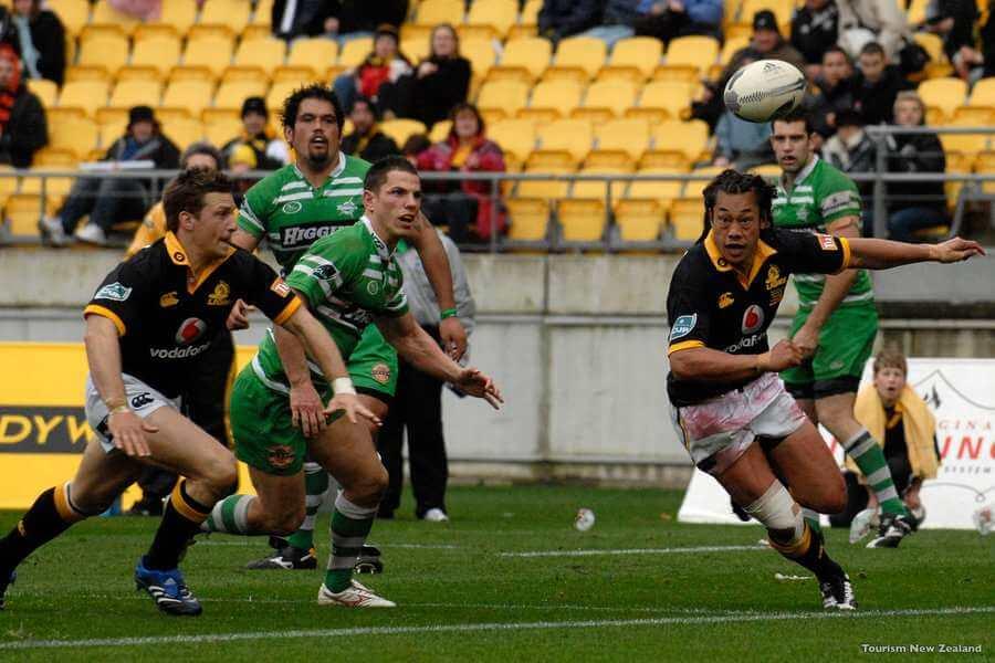 new zealand all blacks rugby team
