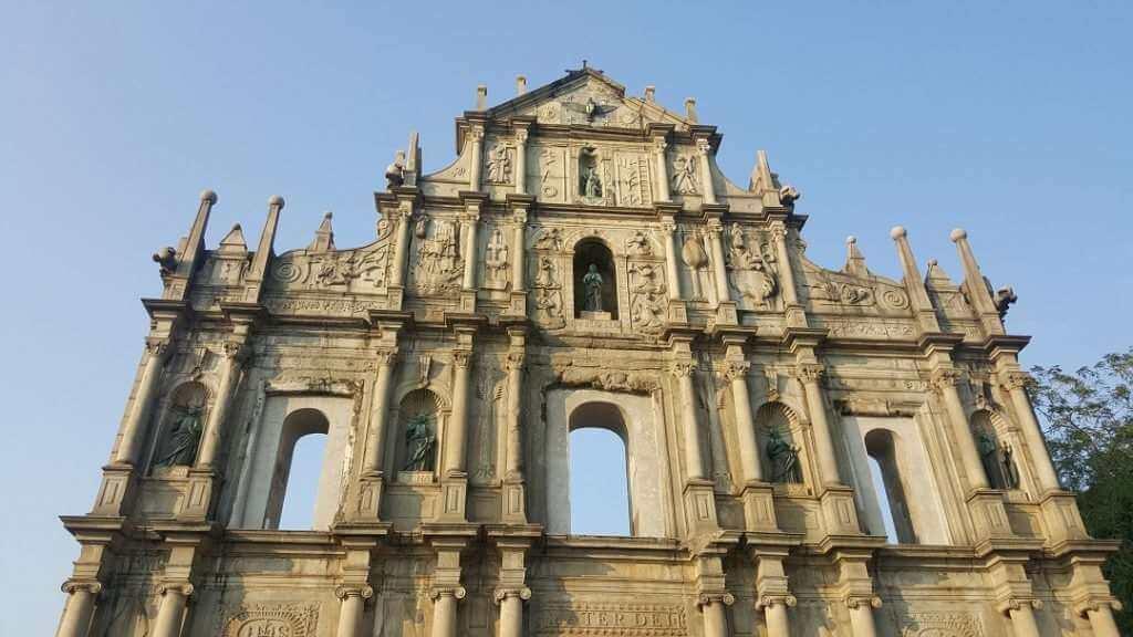Macau smaller