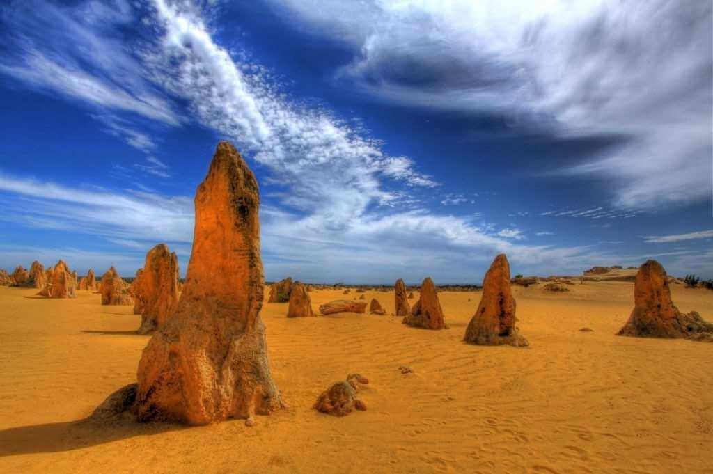 Pinnacles Desert, Cervantes. Photo Credit - Australia's Coral Coast smaller